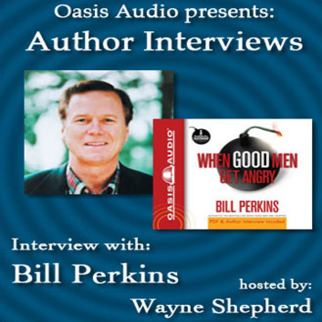 Author Interview with Bill Perkins
