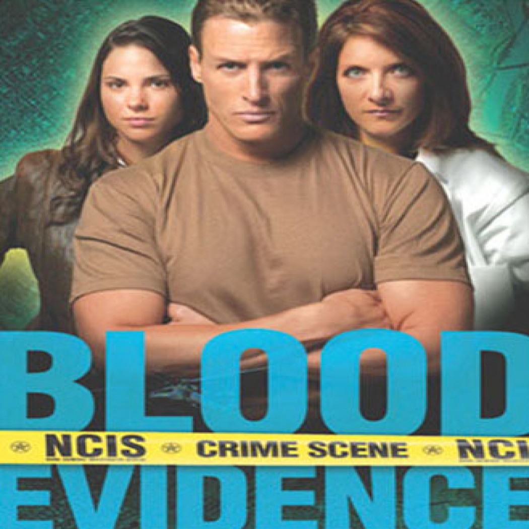 Blood Evidence (Military NCIS Series, Book #2)