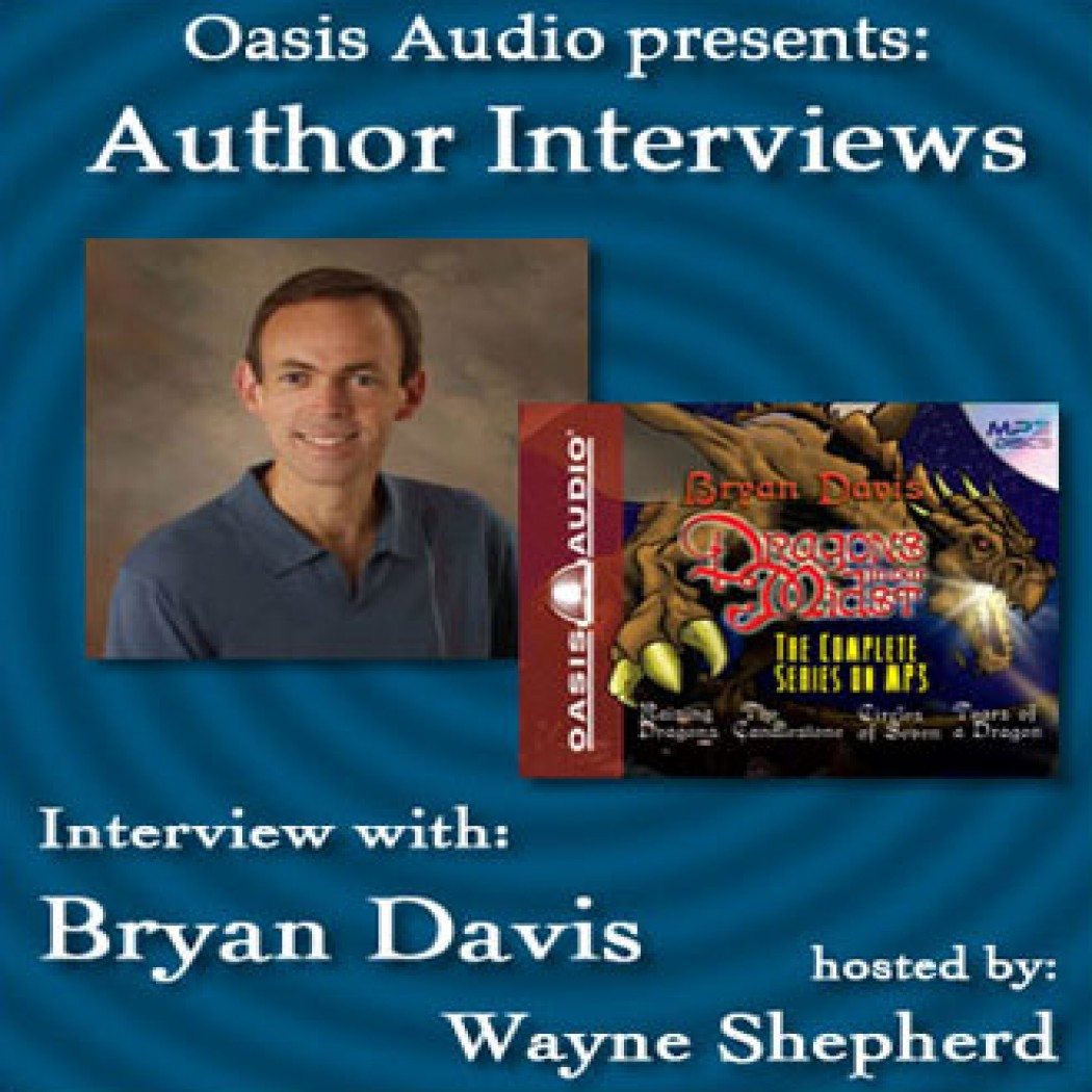 Author Interview with Bryan Davis
