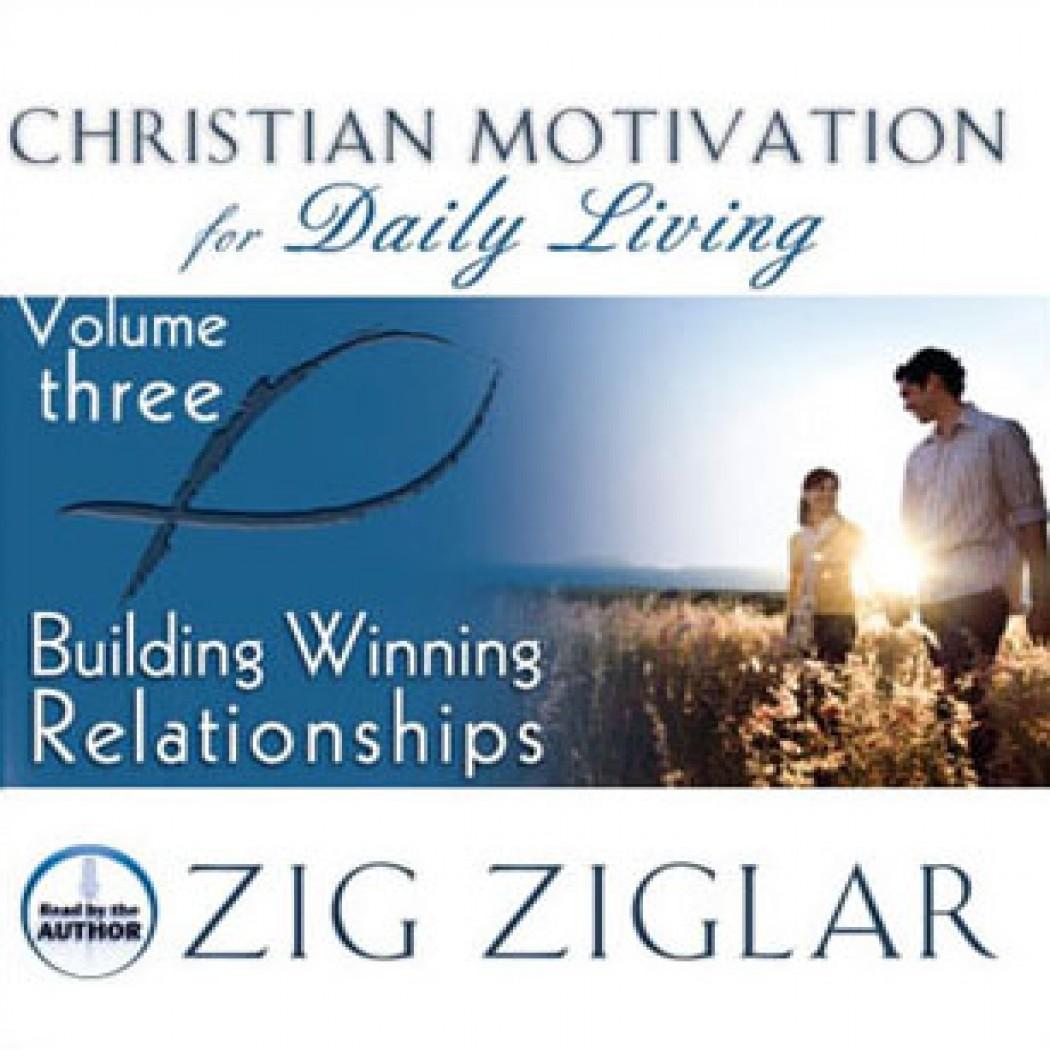 Building Winning Relationships