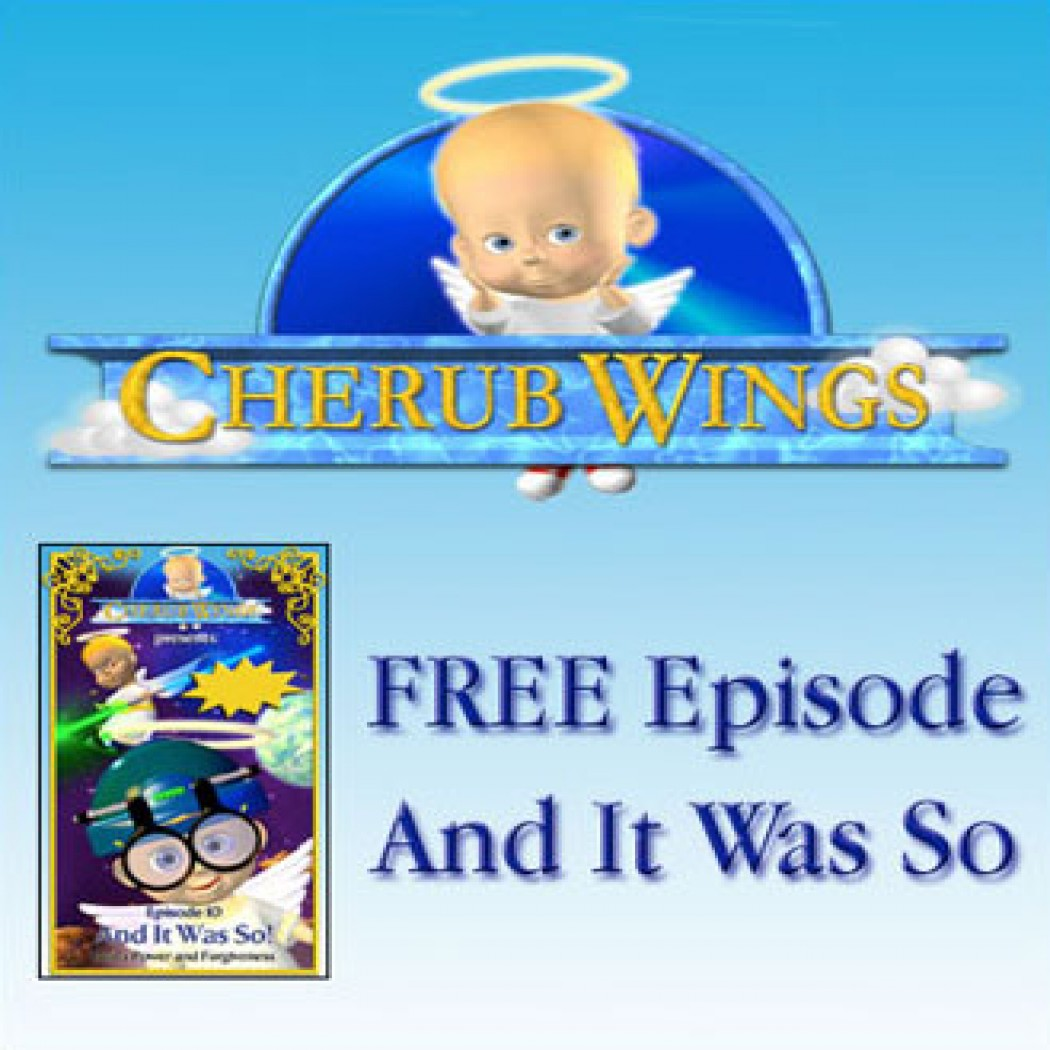 Cherub Wings: Special Easter Episode
