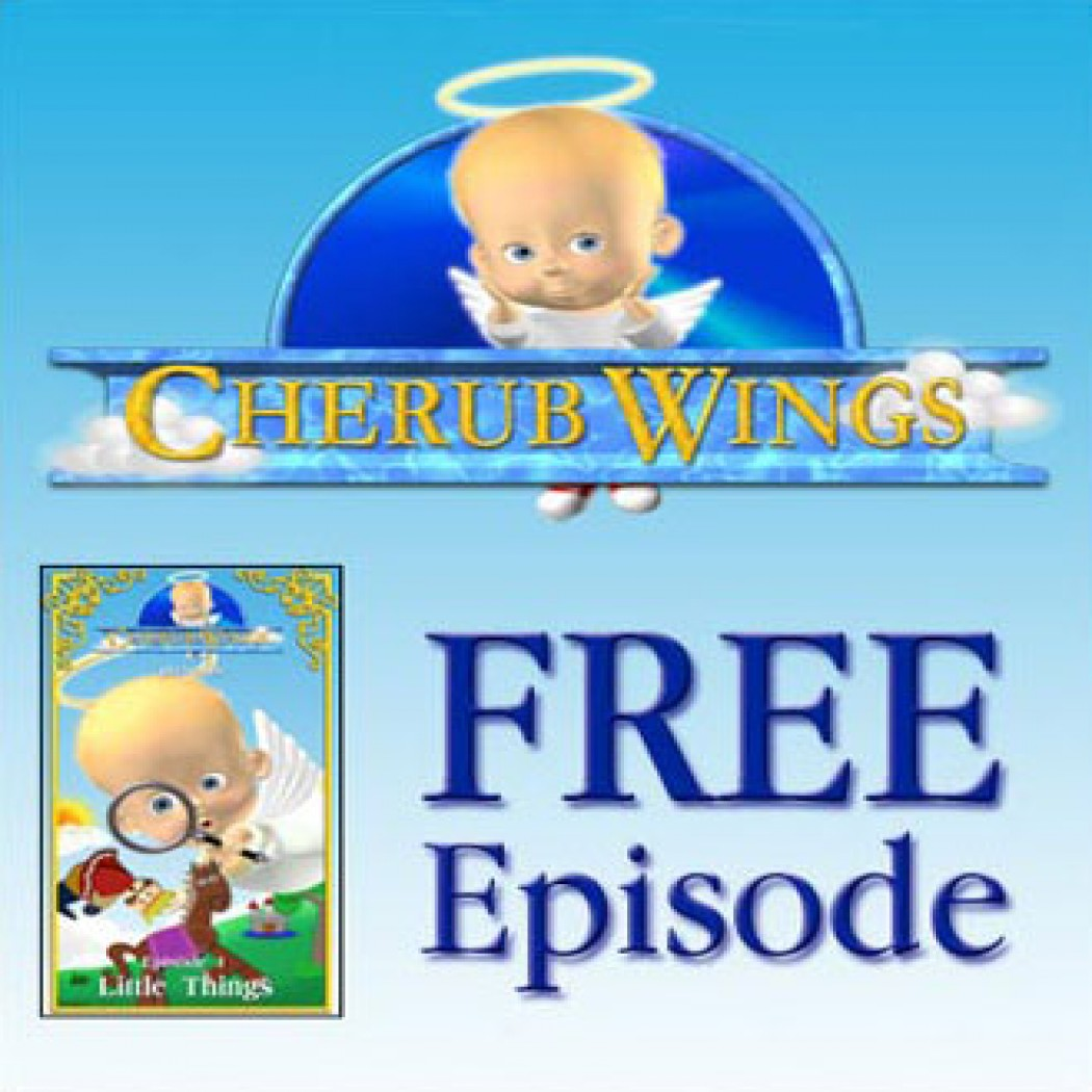 Cherub Wings: Episode 1