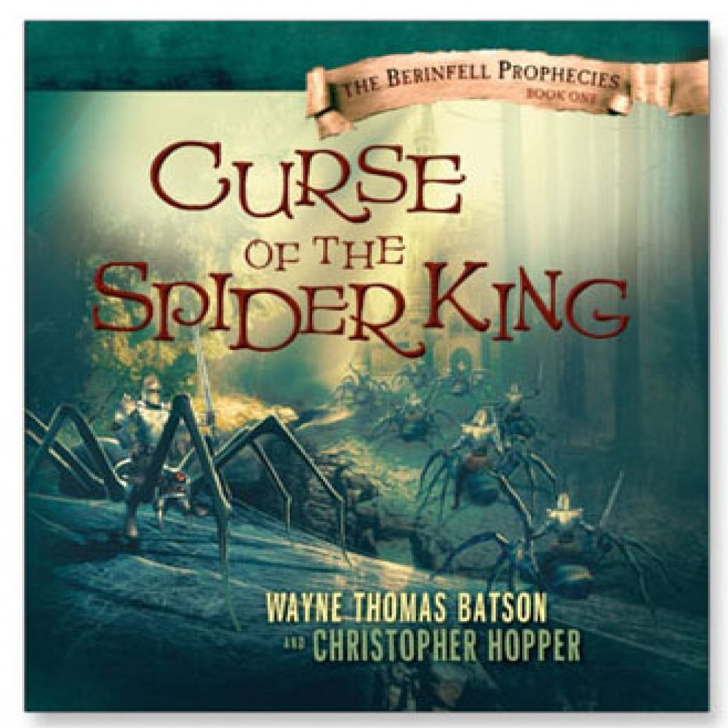 The Curse of the Spider King