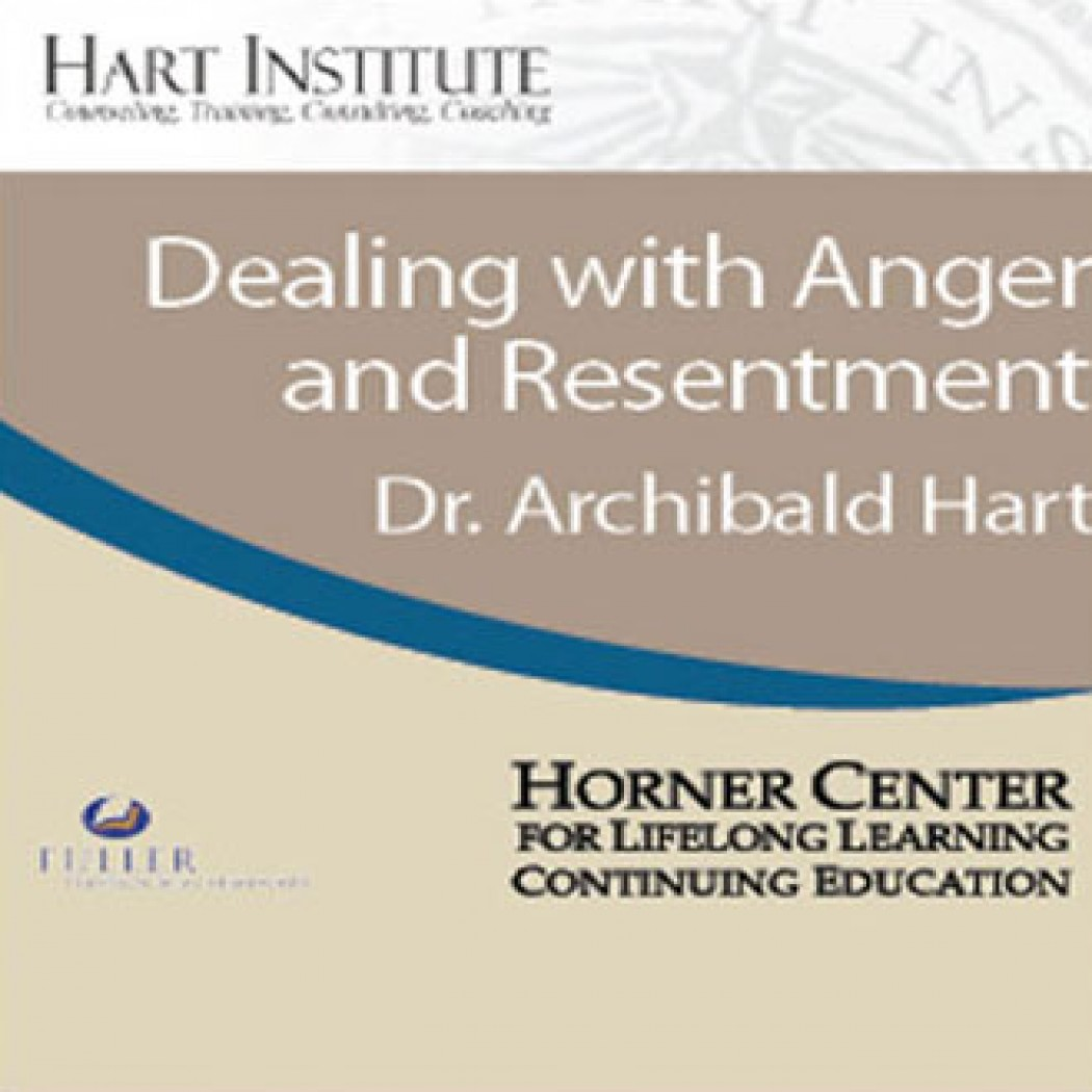 Dealing with Anger and Resentement