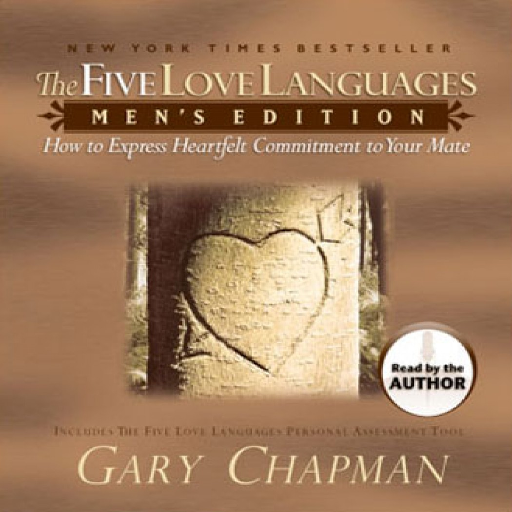 The Five Love Languages Men S Edition By Gary Chapman Audiobook