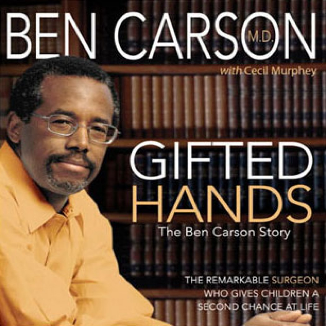 essays on the book gifted hands