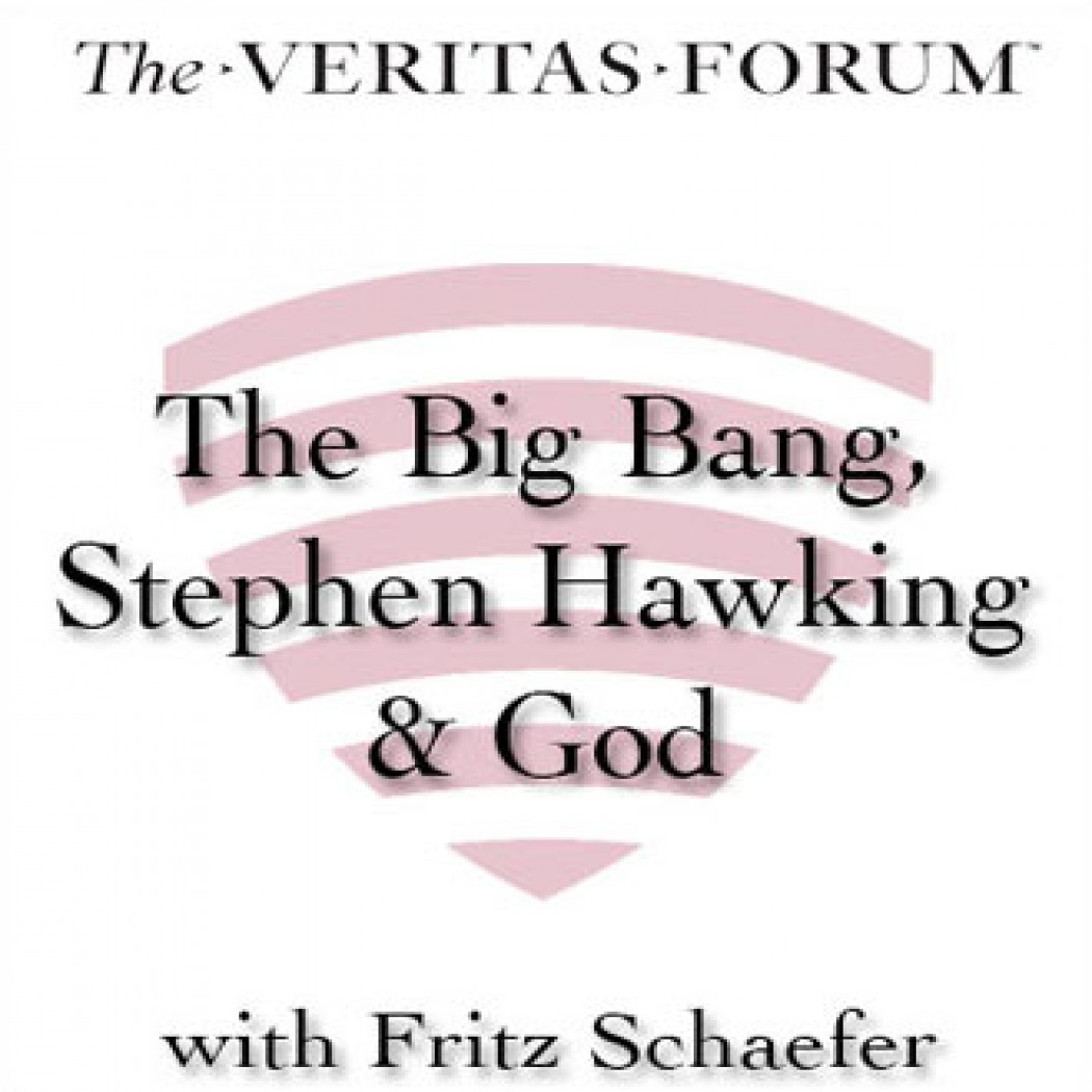 The Big Bang, Stephen Hawking, and God