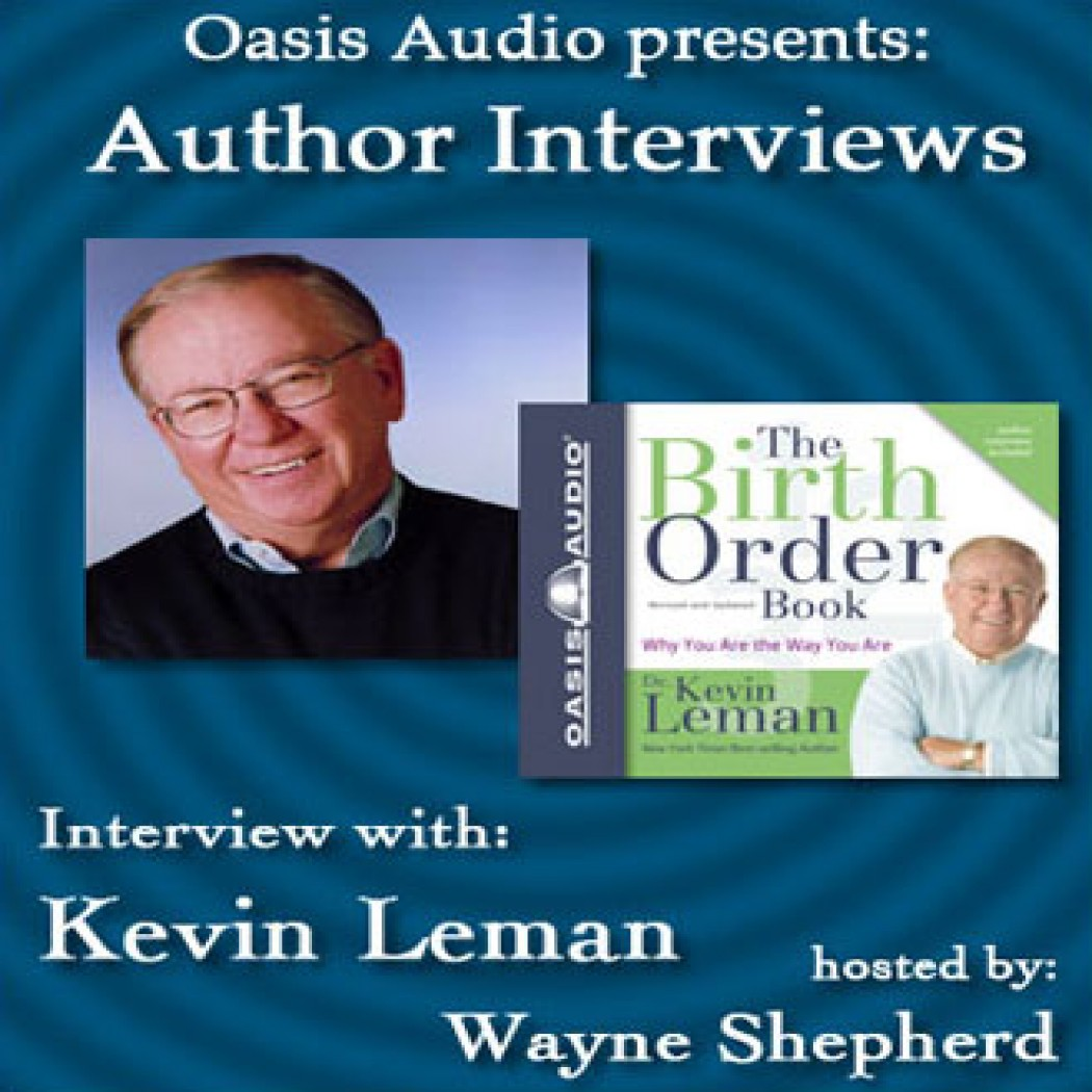 Author Interview with Dr. Kevin Leman