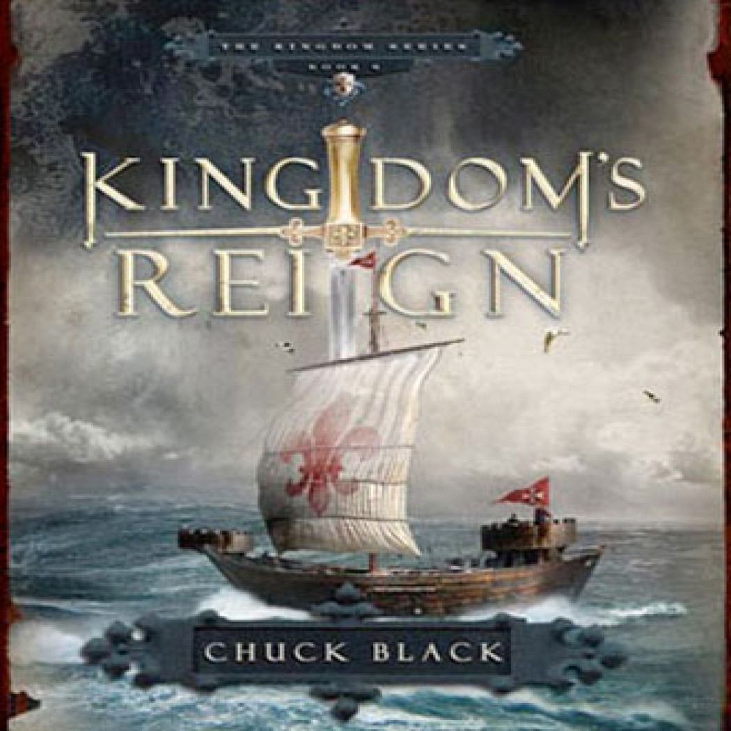 Kingdom's Reign (The Kingdom Series, Book #6)