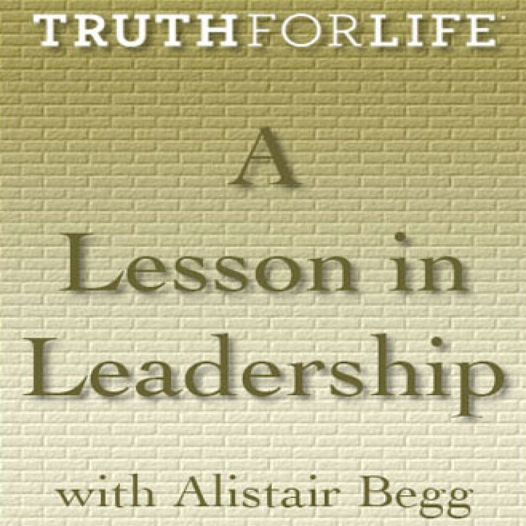 A Lesson in Leadership