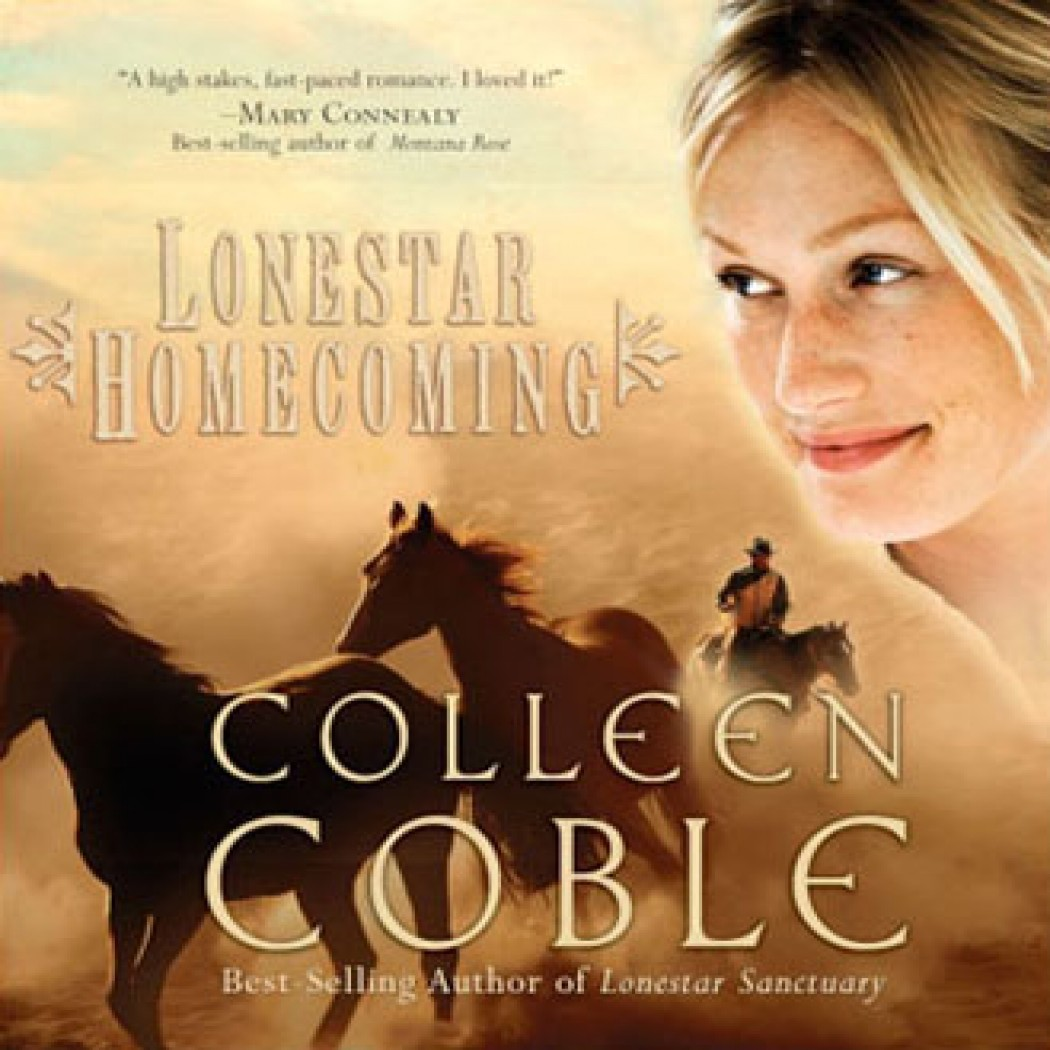 Lonestar Homecoming (Lonestar Series, Book #3)