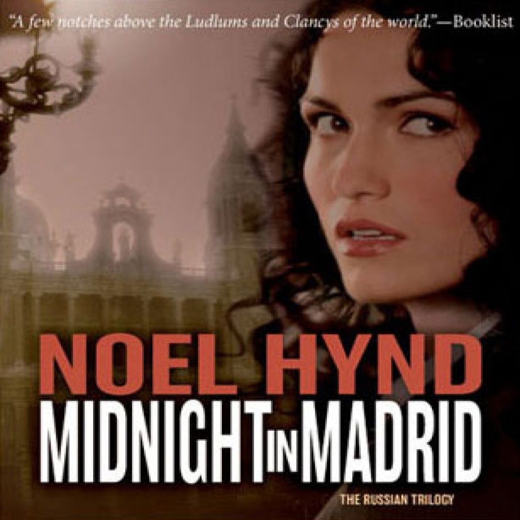 Midnight in Madrid (The Russian Trilogy, Book #2)