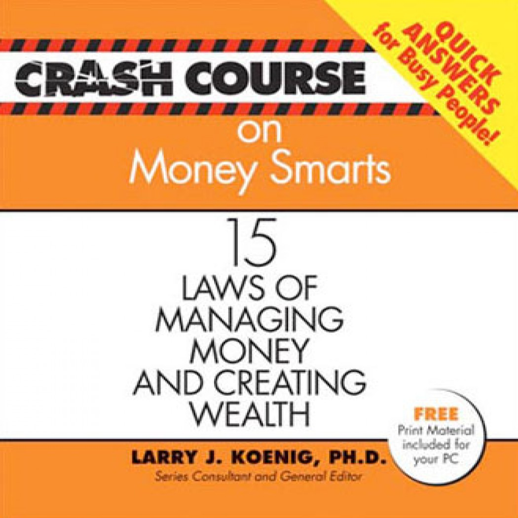 Crash Course: On Money Smarts