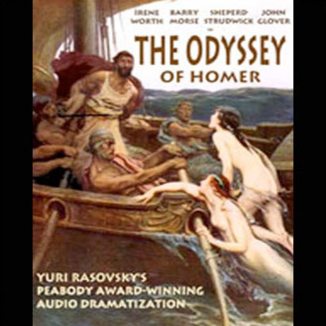 an analysis of the adventures of odysseus on his voyage back to ithaca in odyssey by homer Odysseus and his crew escape, but odysseus rashly reveals his real name, and polyphemus prays to poseidon, his father, to take revenge they stay with aeolus , the master of the winds, who gives odysseus a leather bag containing all the winds, except the west wind, a gift that should have ensured a safe return home.