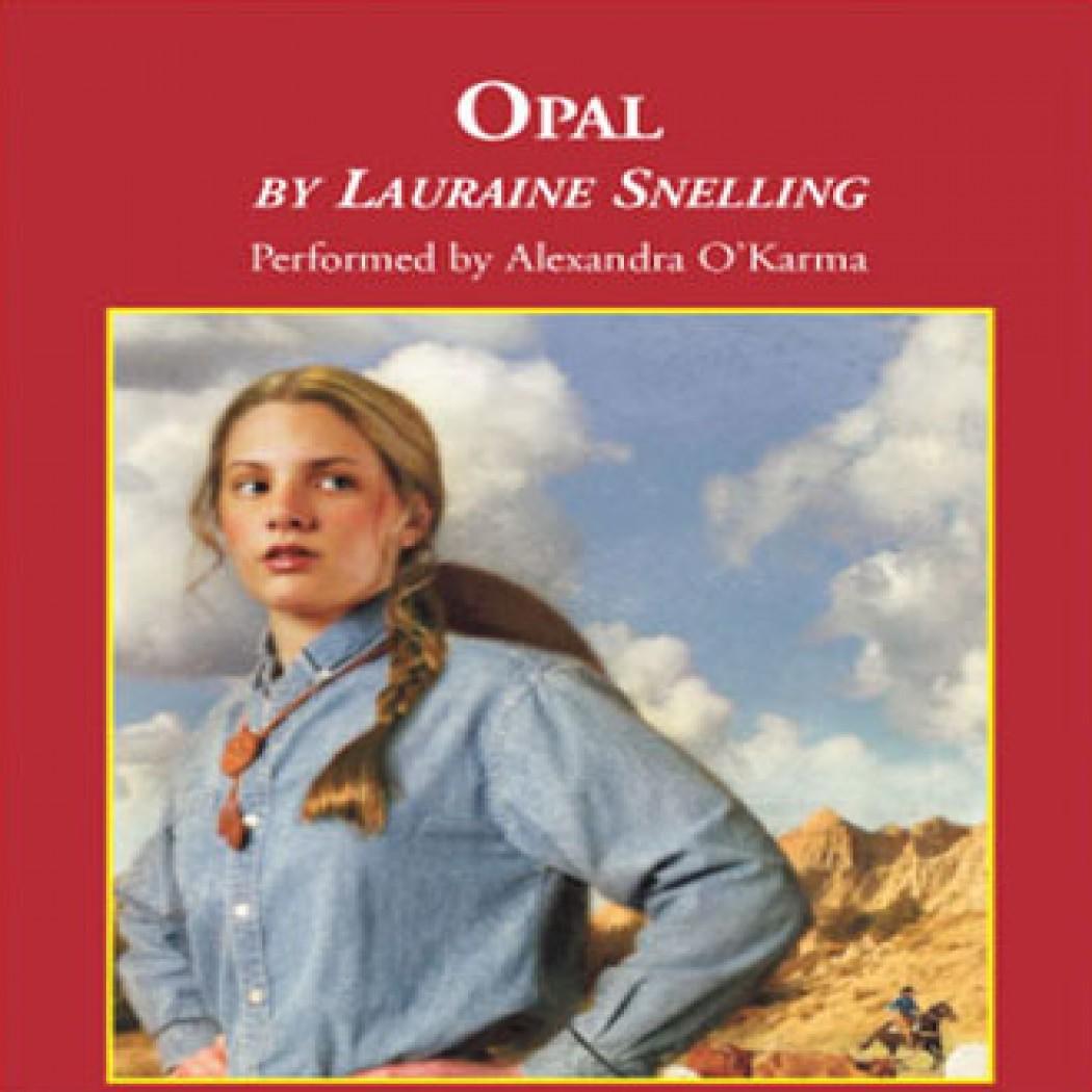 Opal (Dakotah Treasures Series, Book #3)