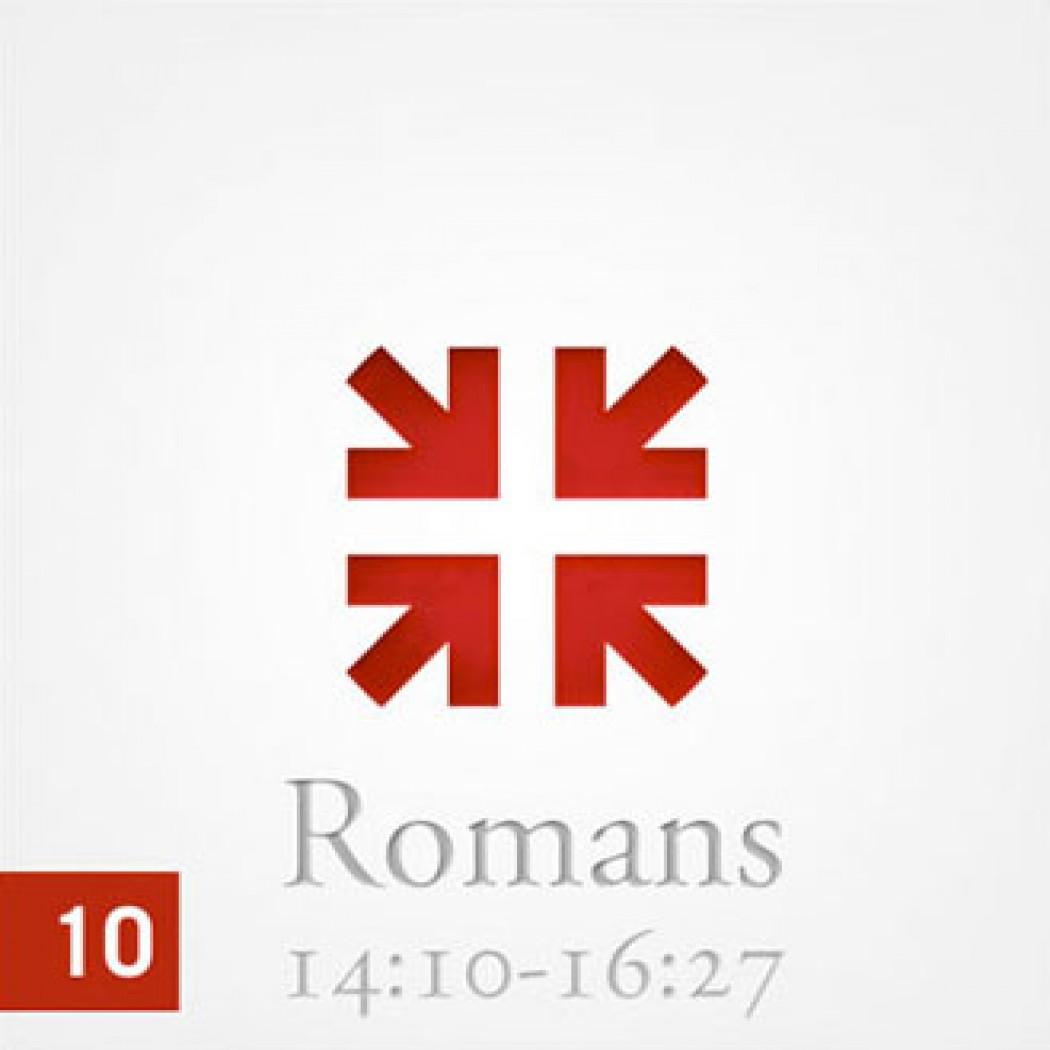 Romans Series: Part 10