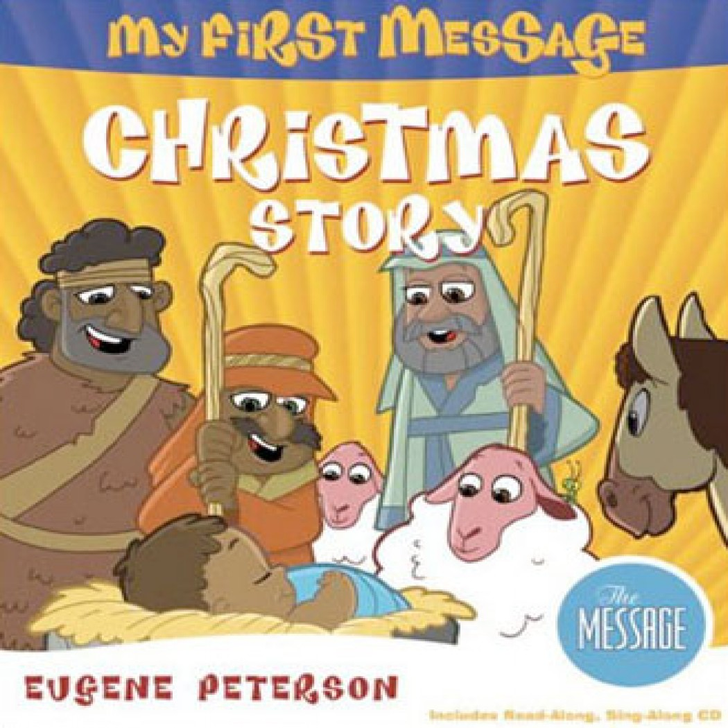 My First Message: The Christmas Story
