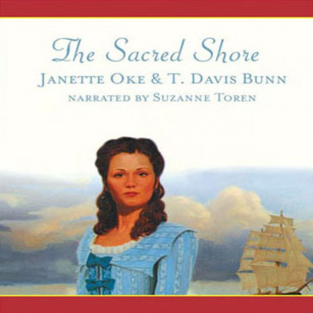 The Sacred Shore (Song of Acadia Series, Book #2)