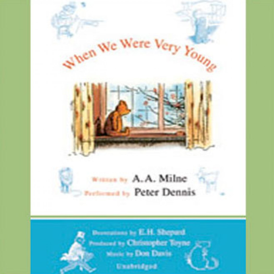 When We Were Young: When We Were Very Young By A.A. Milne Audiobook Download
