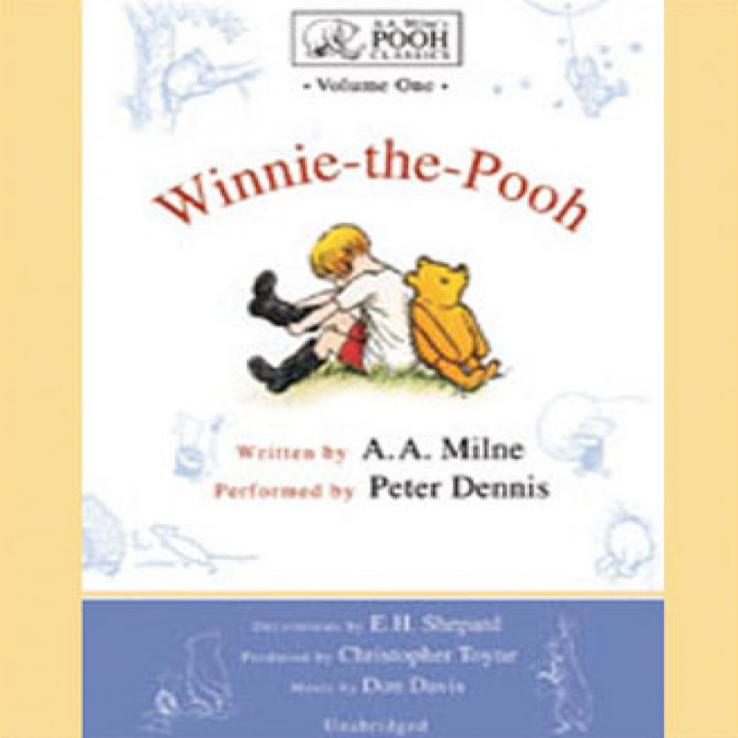 Winnie the Pooh by A.A. Milne Audiobook Download - Christian audiobooks. Try us free.