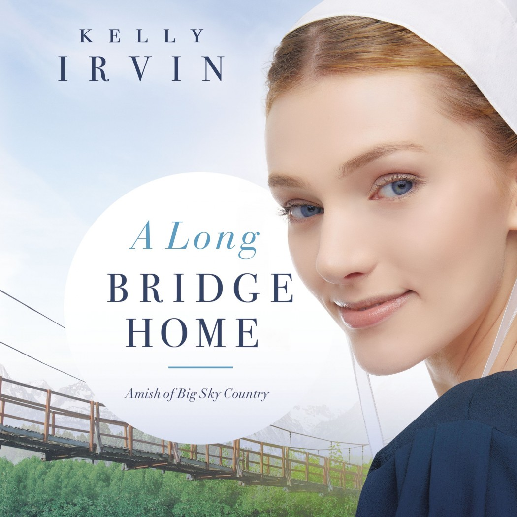 A Long Bridge Home (Amish of Big Sky Country, Book #2)