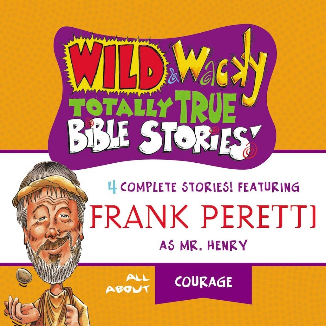Wild and Wacky Totally True Bible Stories (Mr. Henry's Wild & Wacky Bible Stories)