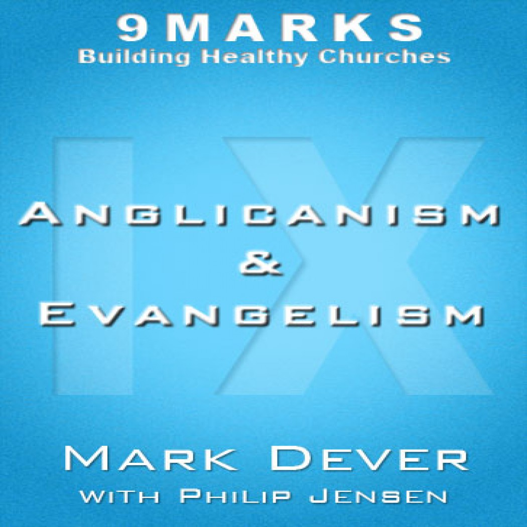 Anglicanism and Evangelicalism with Phillip Jensen