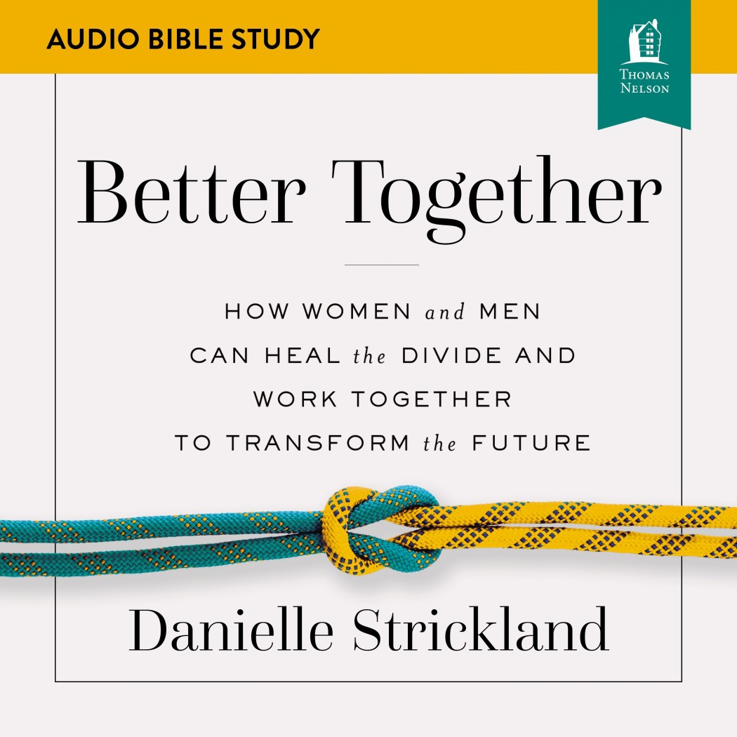 Better Together (Audio Bible Studies)