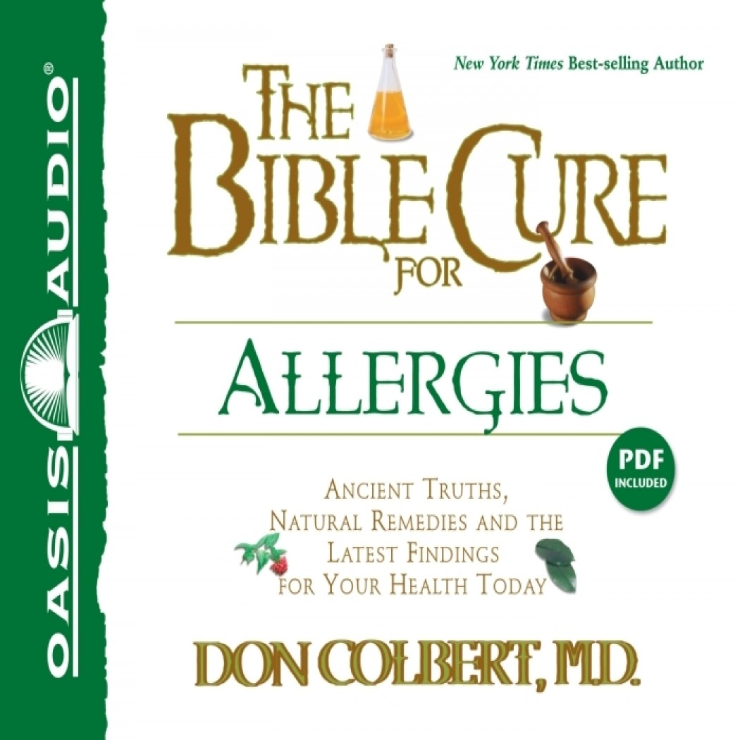 The Bible Cure for Allergies (Bible Cure)
