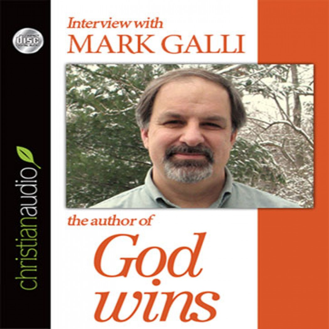 Author Interview with Mark Galli