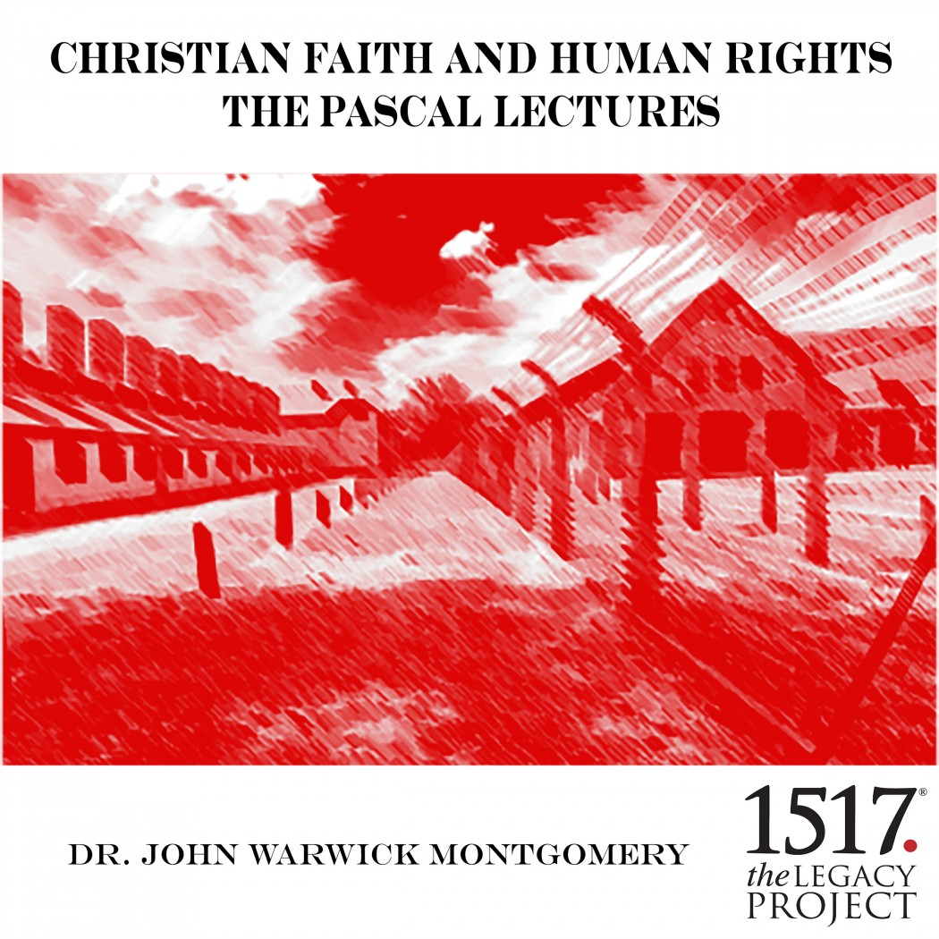 Christian Faith And Human Rights The Pascal Lectures 1987 By Dr