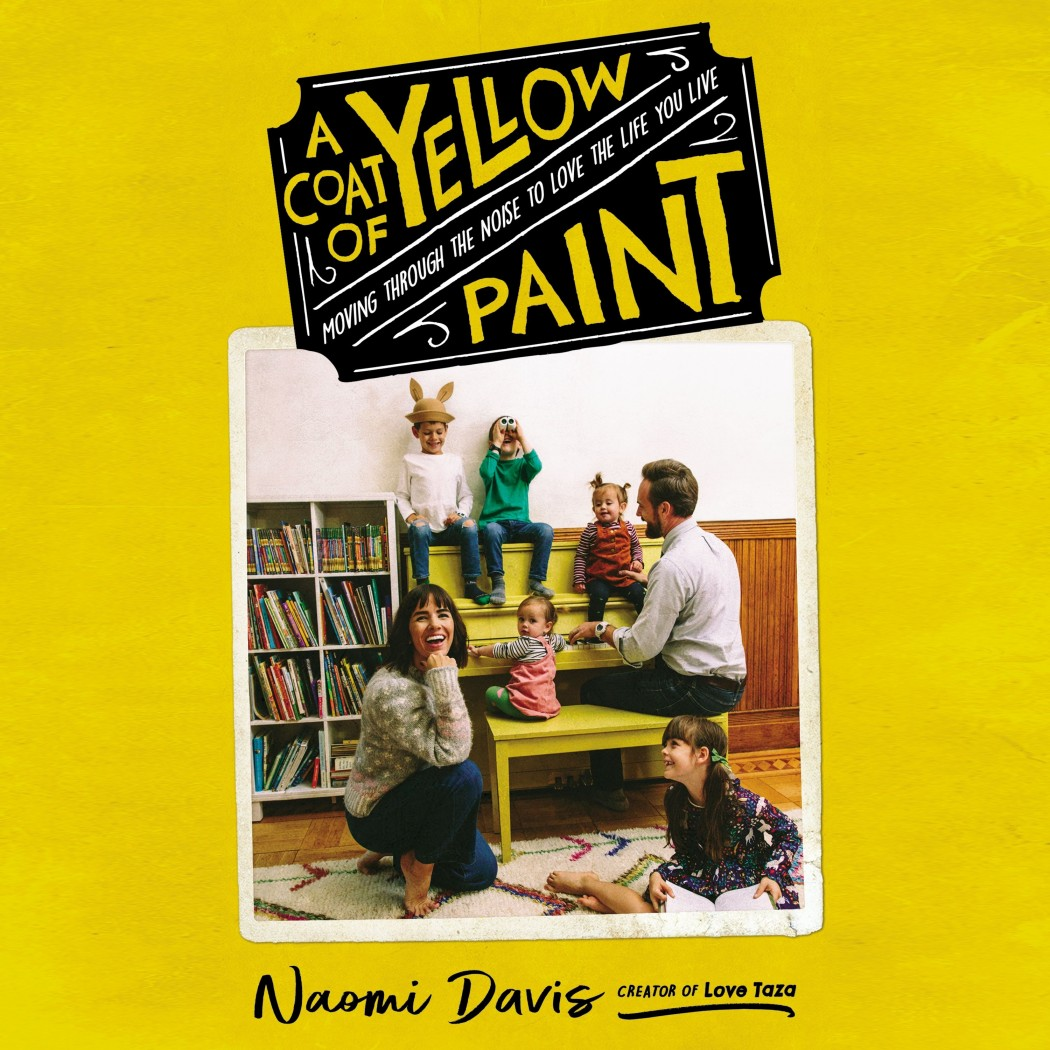 A Coat of Yellow Paint