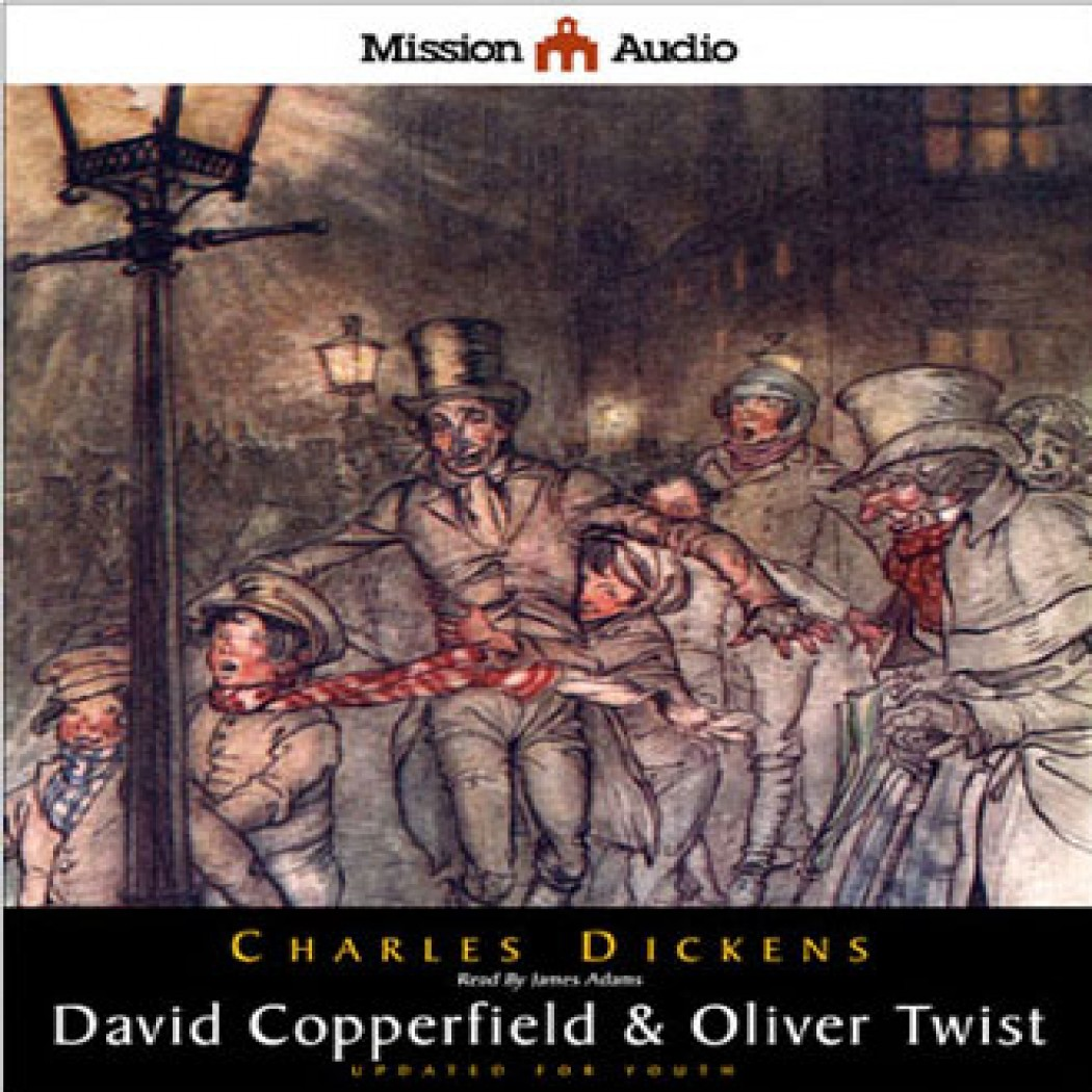 David Copperfield and Oliver Twist