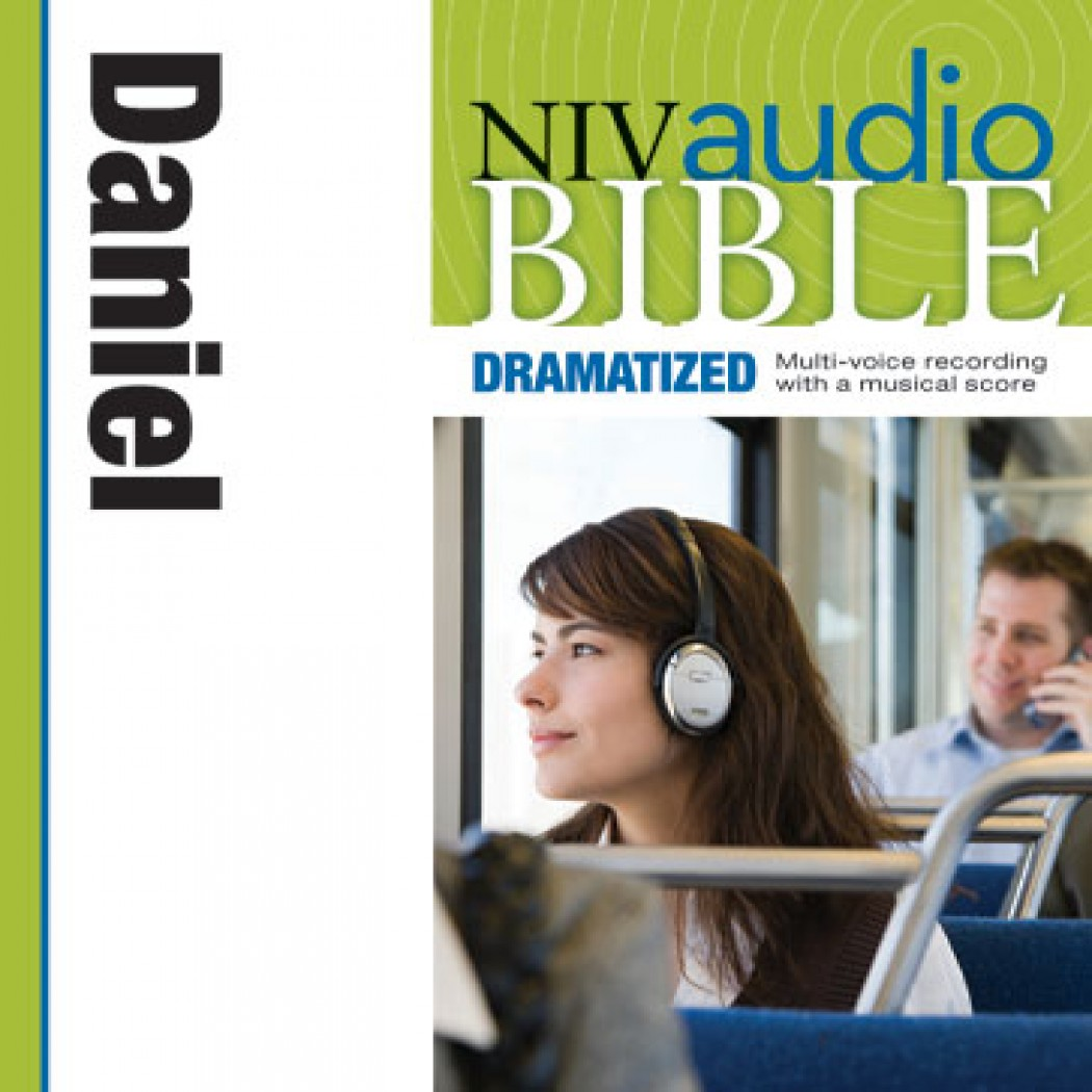 NIV Audio Bible, Dramatized: Daniel