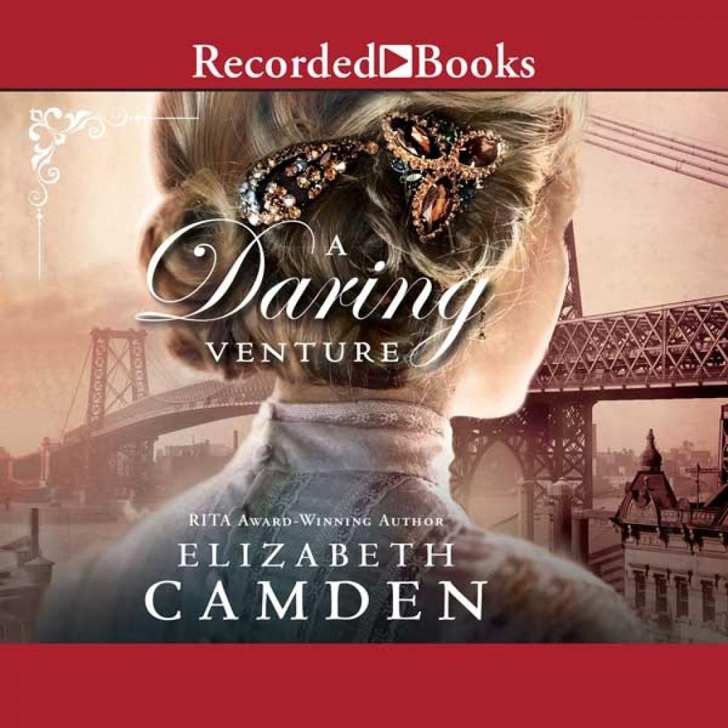 A Daring Venture (An Empire State Novel, Book #2)