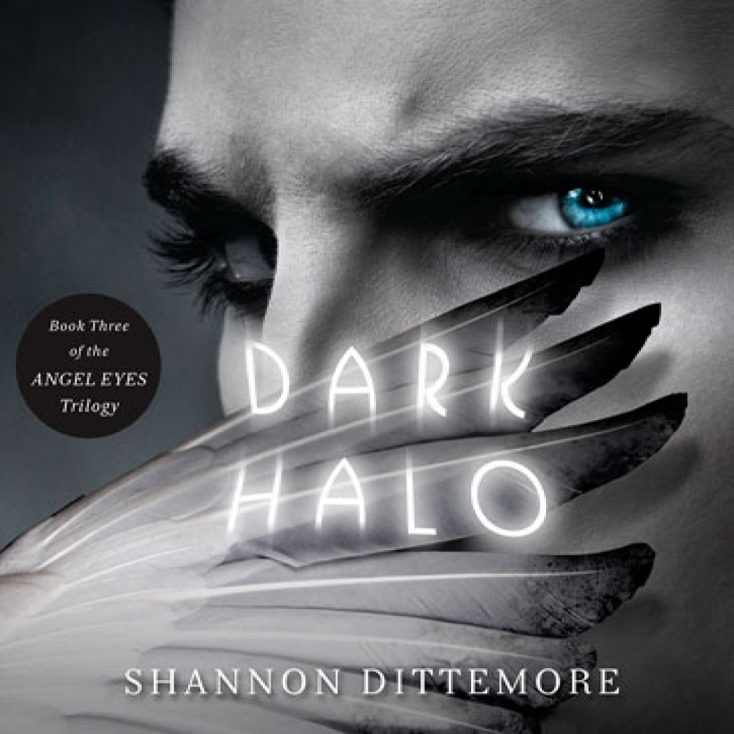 Dark Halo (An Angel Eyes Novel, Book #3)