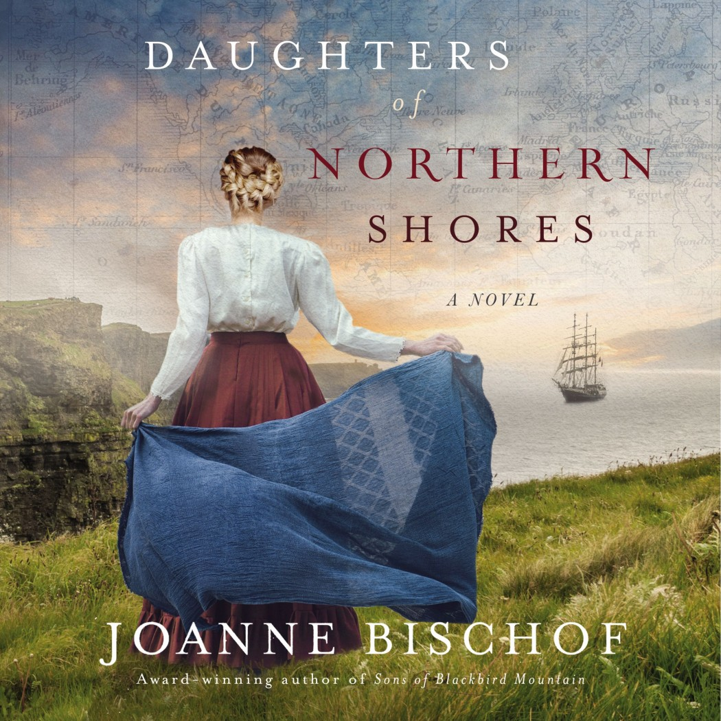 Daughters of Northern Shores (A Blackbird Mountain Novel, Book #2)