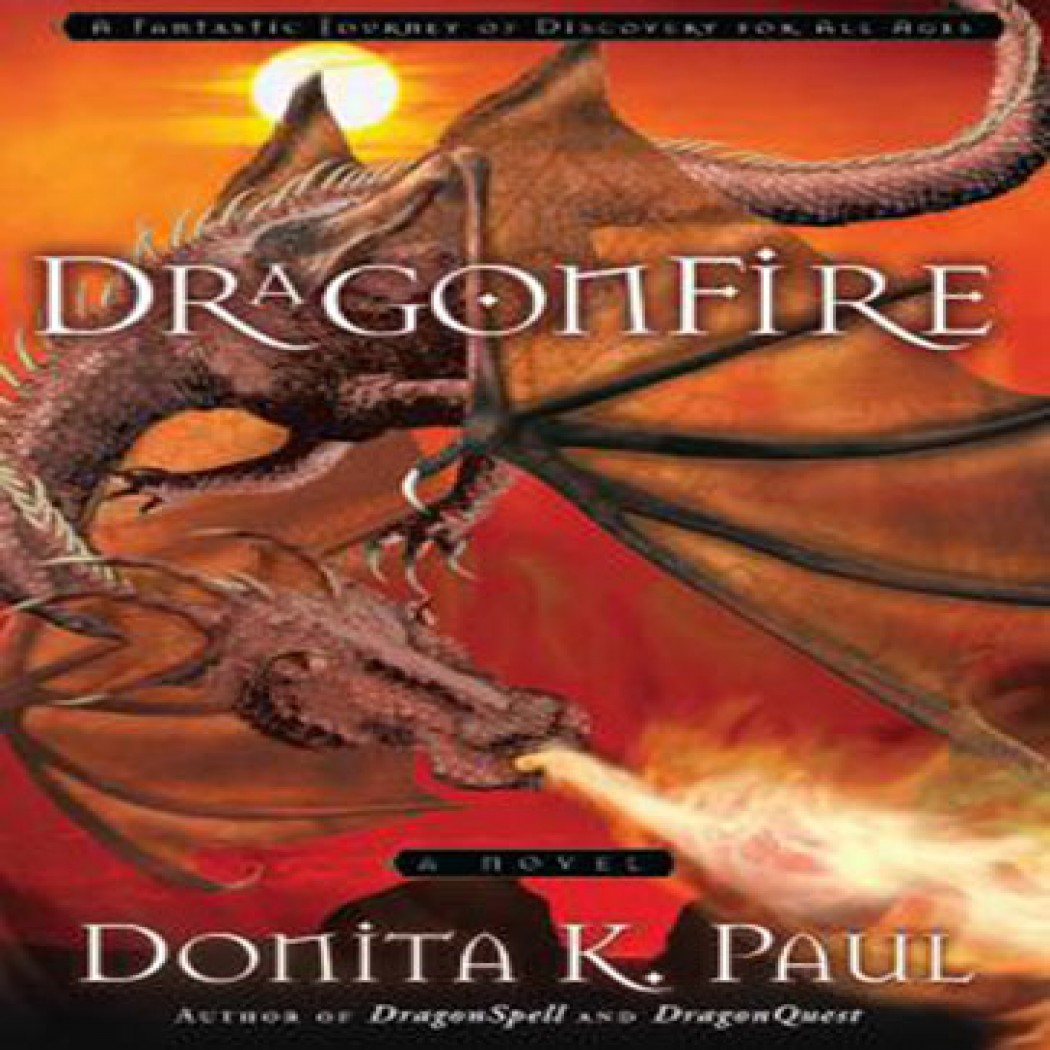 DragonFire (Dragon Keepers Chronicles Series, Book #4)