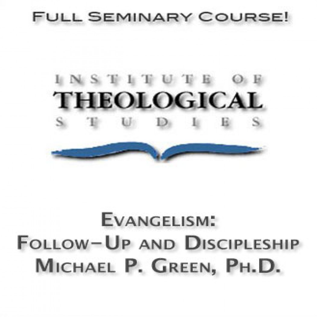 "evangelism and discipleship And women he uses, then he sends them out asking the question, ""why must evangelism and discipleship go hand in hand"" is like asking, ""what came first, the chicken or the egg"" yet, on."