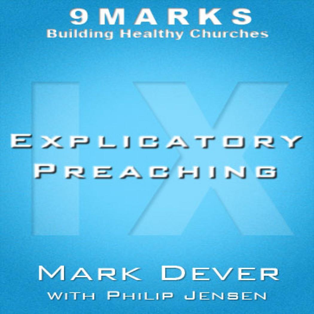 Explicatory Preaching