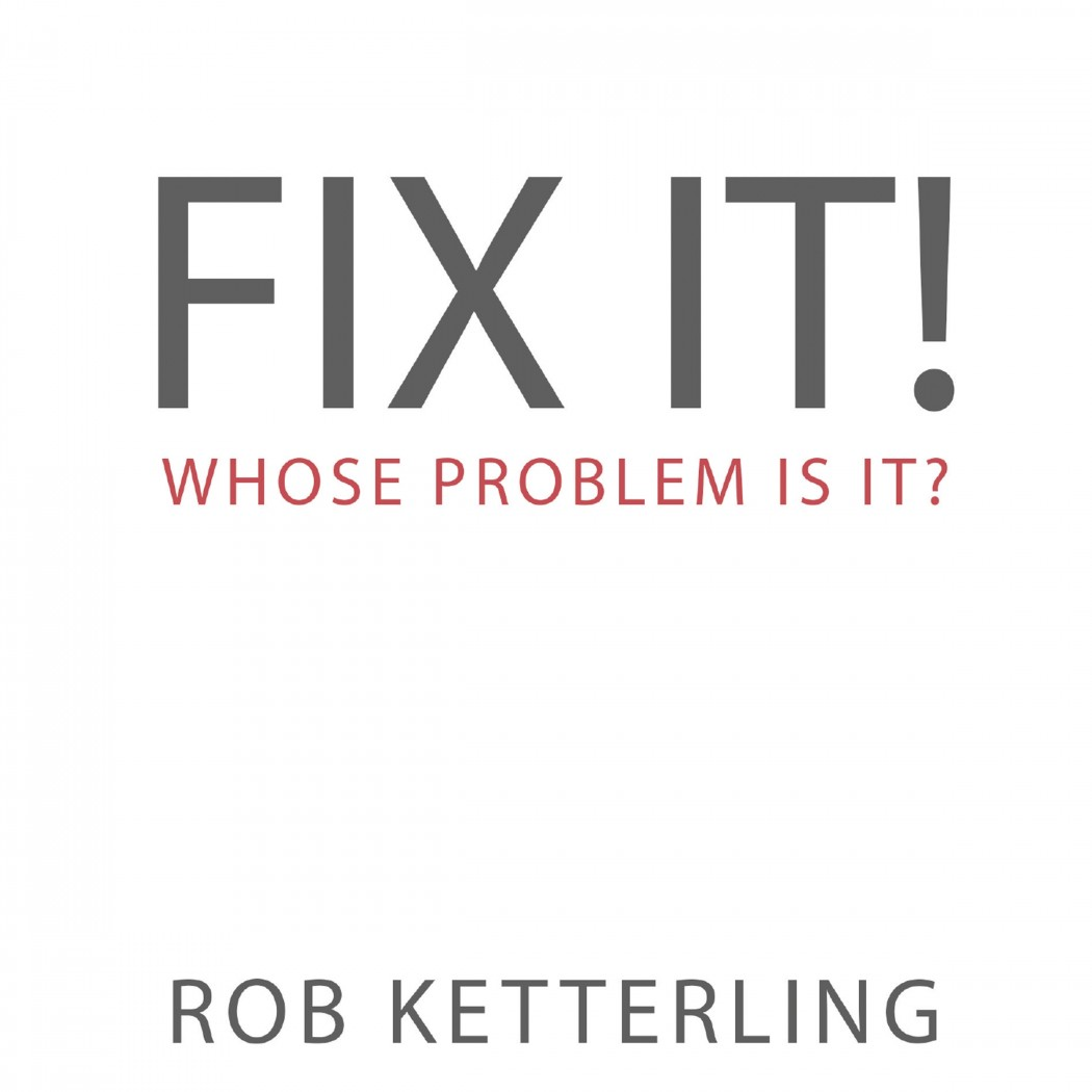 Fix It  By Rob Ketterling Audiobook Download