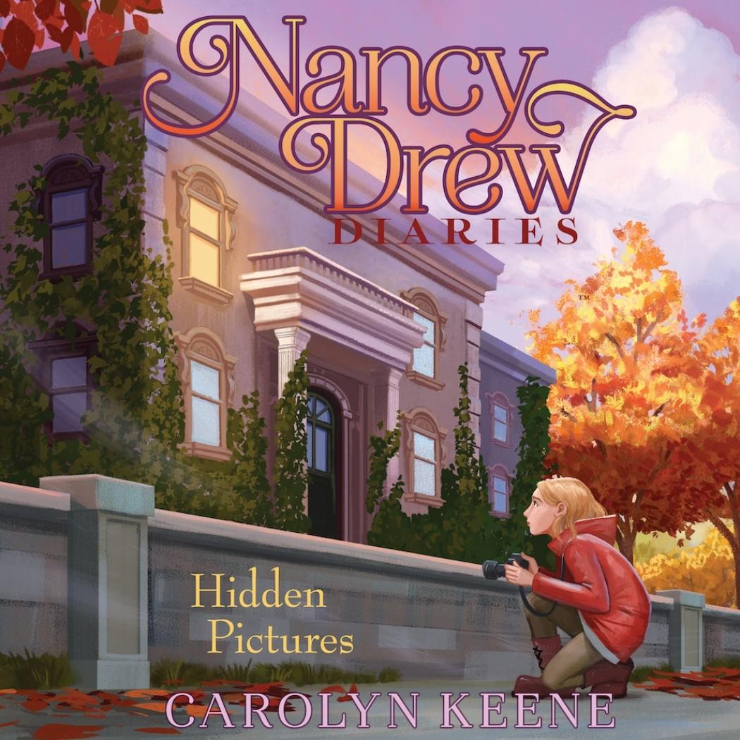 Hidden Pictures (Nancy Drew Diaries, Book #19)