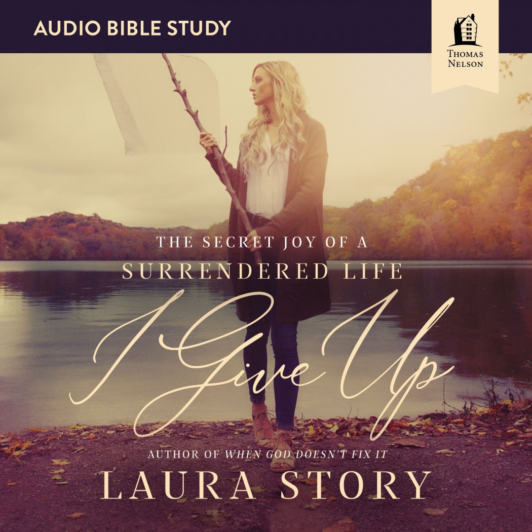I Give Up Audio Bible Studies