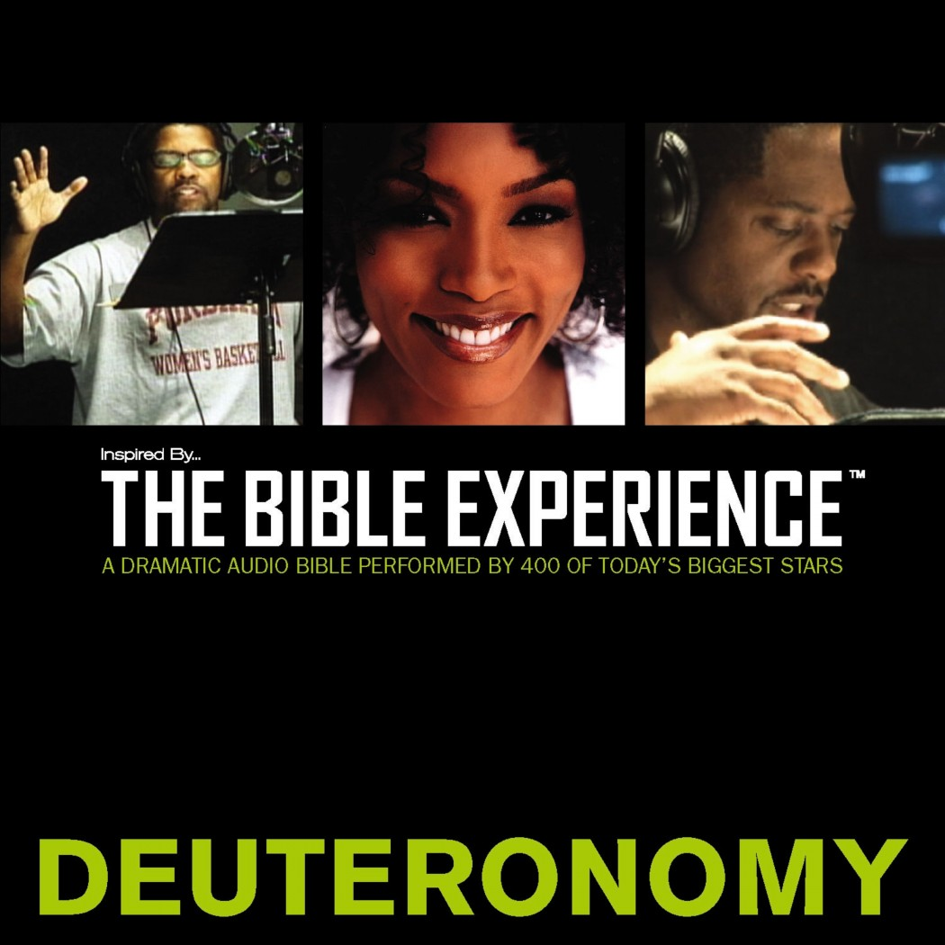 Inspired By … The Bible Experience Audio Bible - Today's New International Version, TNIV: (05) Deuteronomy