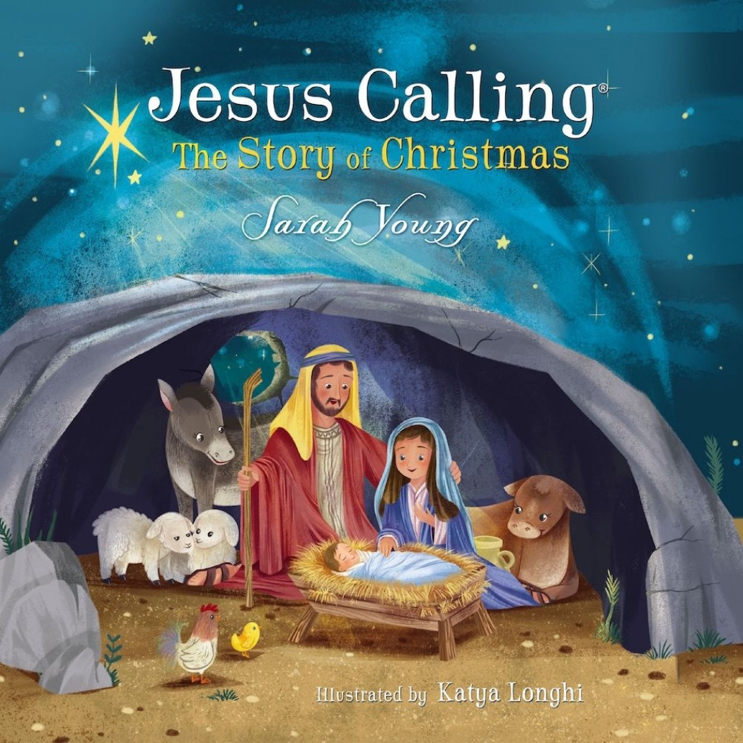 Jesus Calling: The Story of Christmas | Sarah Young | Audiobook ...