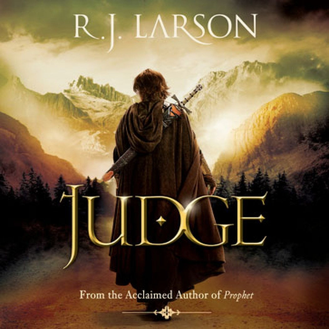 Judge (Books of the Infinite Series, Book #2)