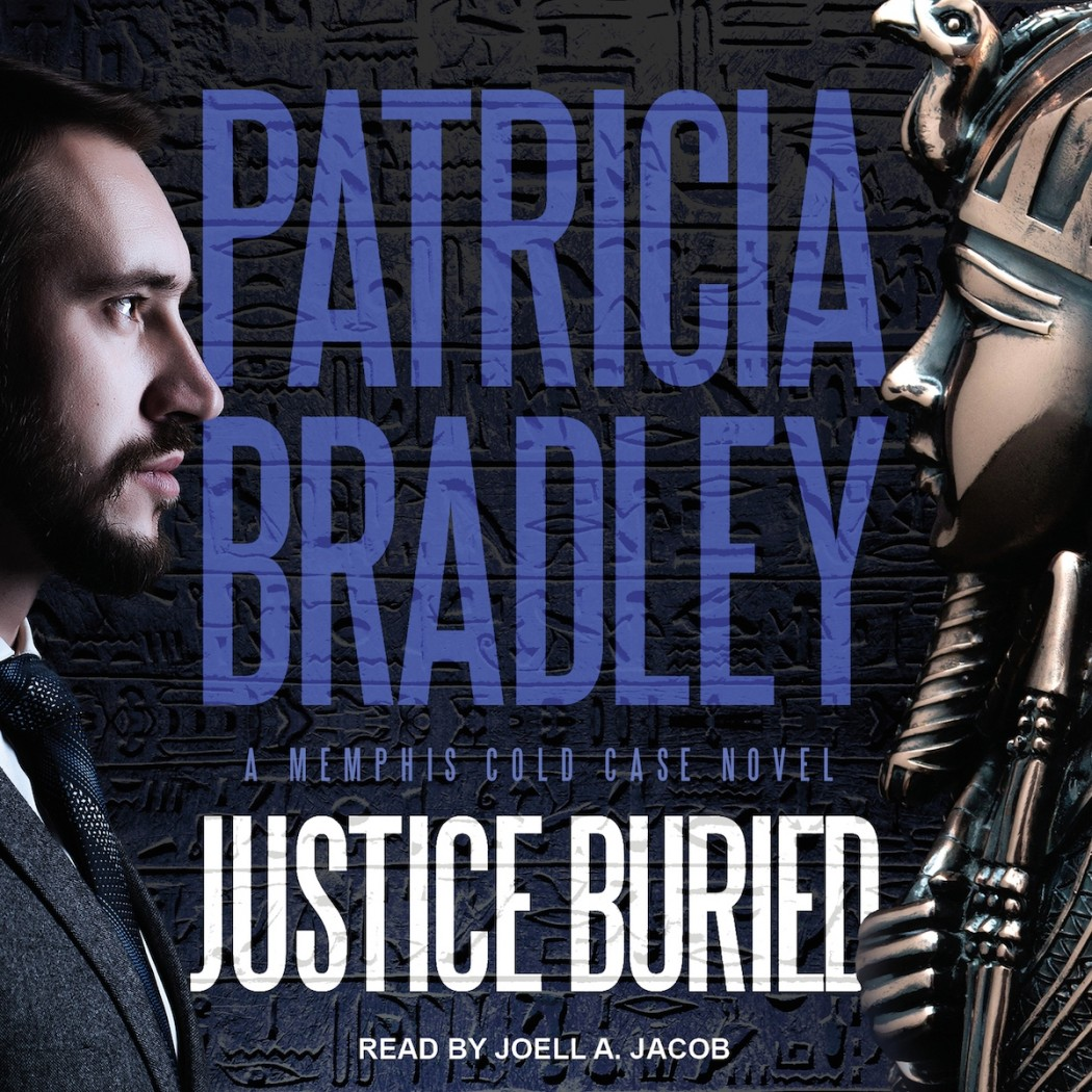 Justice Buried (Memphis Cold Case, Book #2)