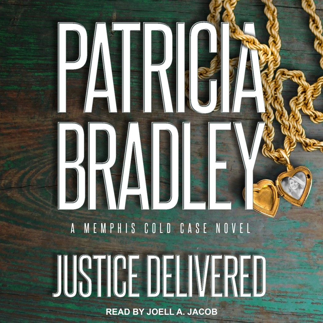 Justice Delivered (Memphis Cold Case, Book #4)