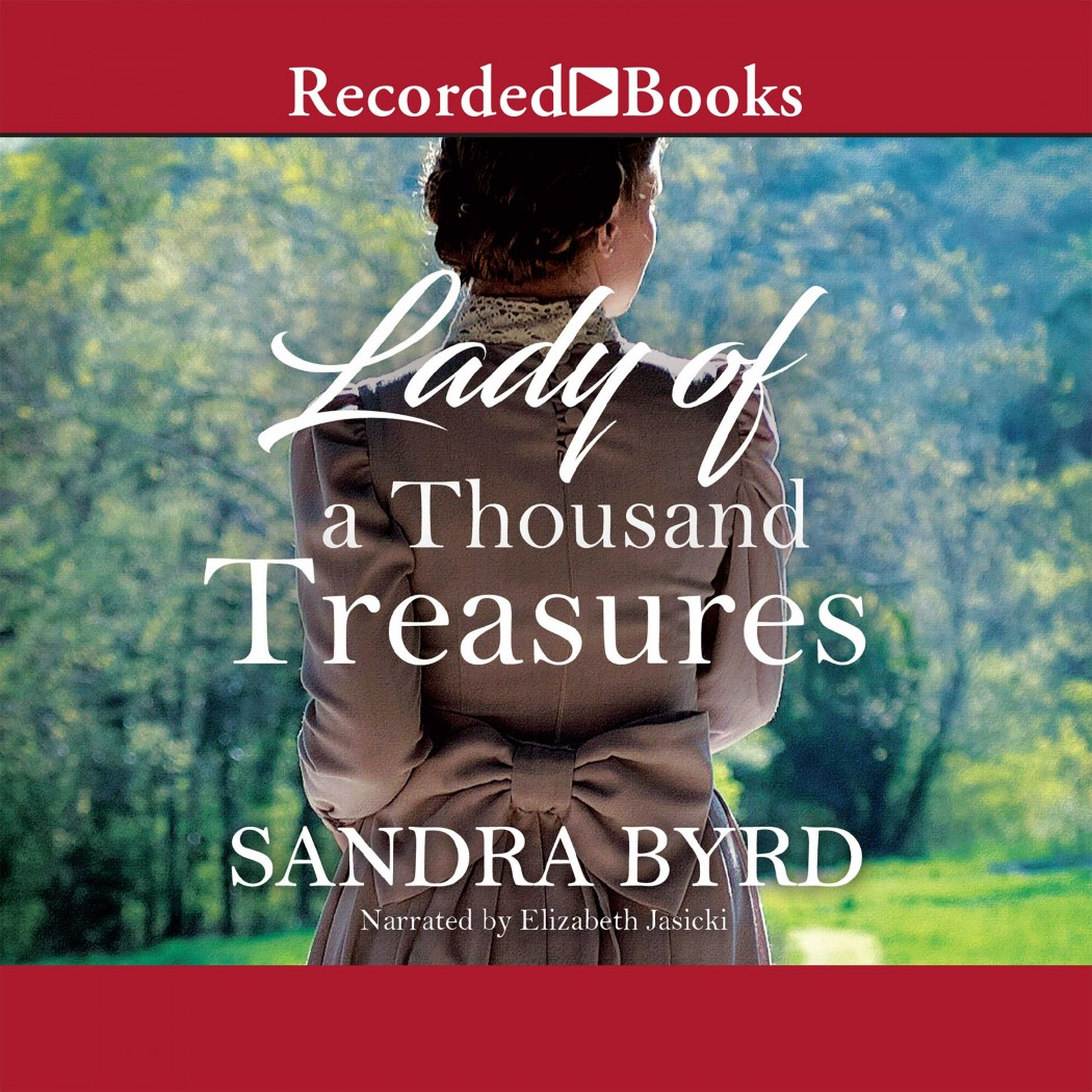 Lady of a Thousand Treasures (Victorian Ladies, Book #1)