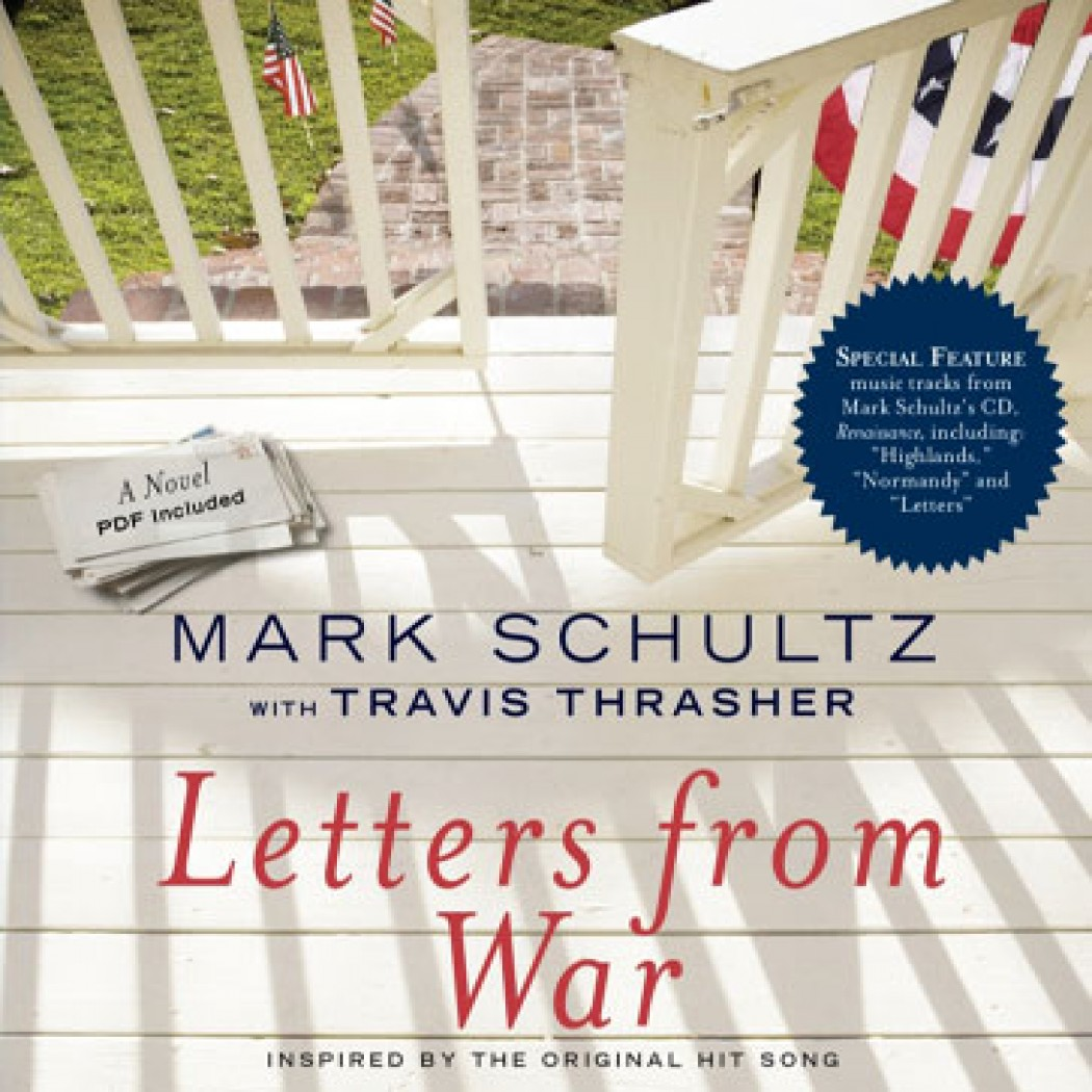 Letters from War by Mark Schultz Audiobook Download Christian
